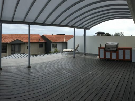 ASPENDALE DECKING PROJECT