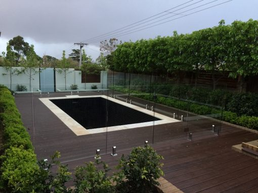 MORNINGTON DECKING PROJECT