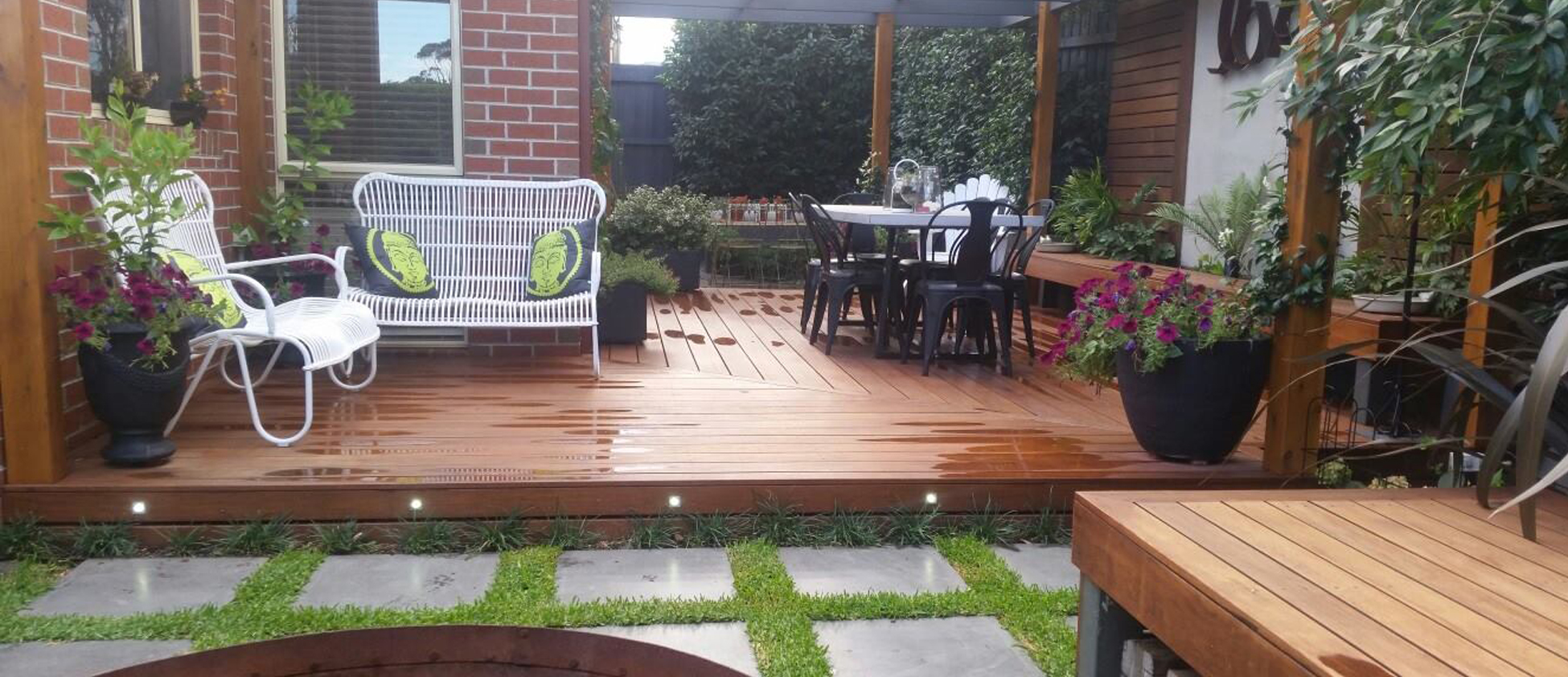 entertaining areas are never too big decking out melbourne