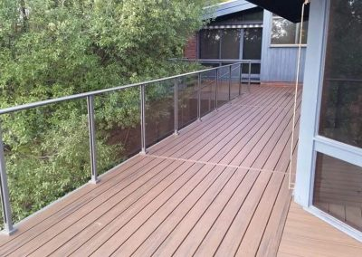 MOUNT MARTHA DECKING PROJECT