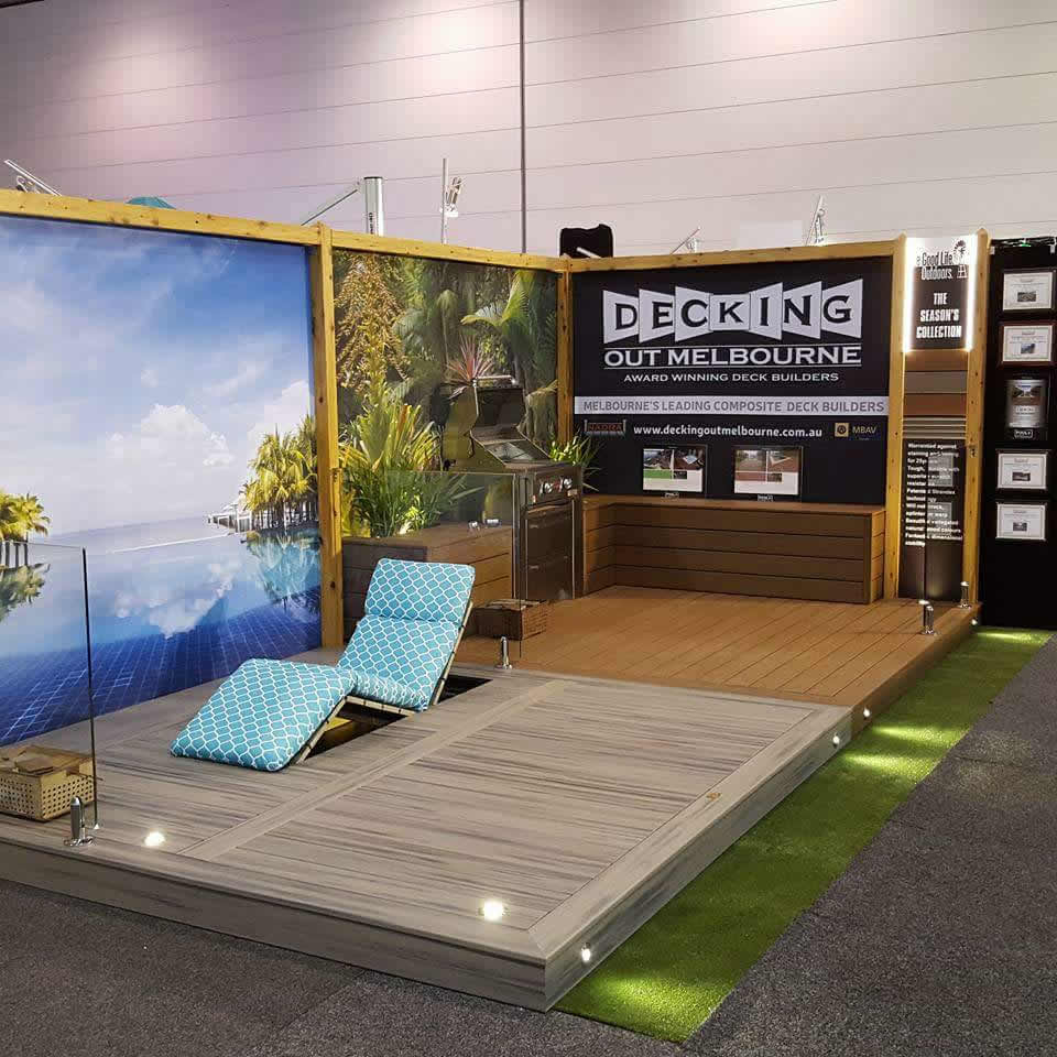 Melbourne pool outdoor decking out melbourne for Pool spa show vegas 2015