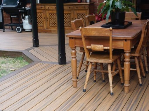 ELSTERNWICK DECK PROJECT
