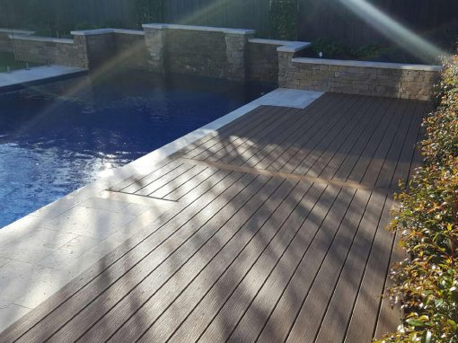 PASCOVALE DECKING PROJECT